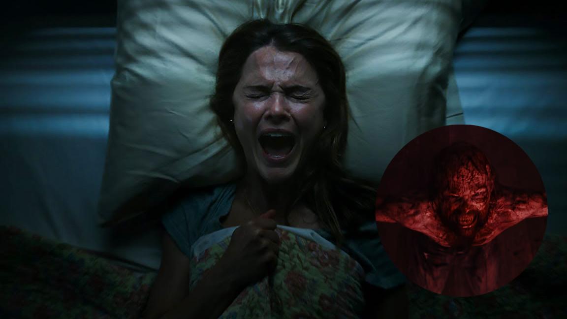 Antlers | Longa de Guillermo del Toro está recheado de viceras e grunidos!