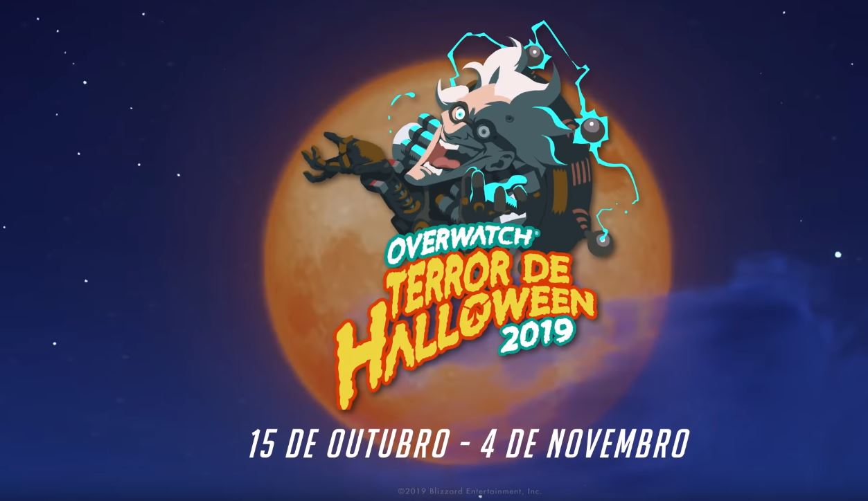 Blizzard | Overwatch para Switch e evento de Halloween já estão disponíveis