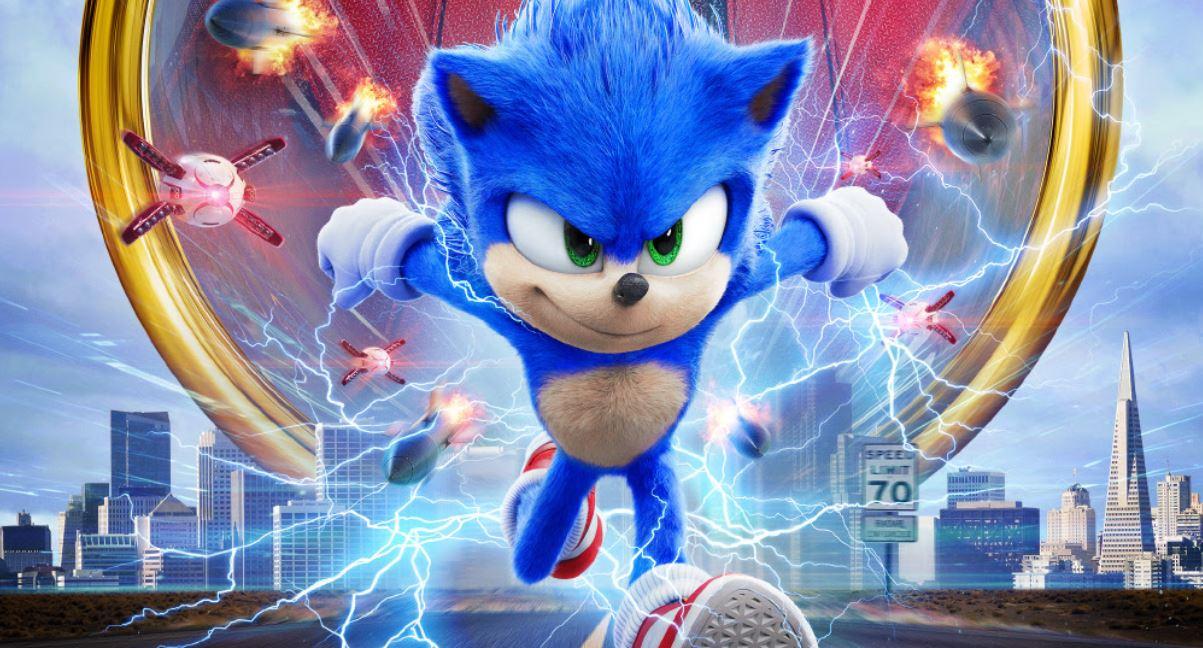 Paramount | Sonic foi repaginado recebe trailer e novo pôster
