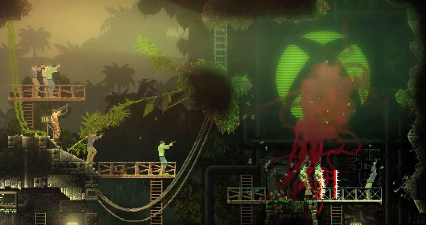 Devolver Digital   Carrion chega para aterrorizar o PC e Xbox One
