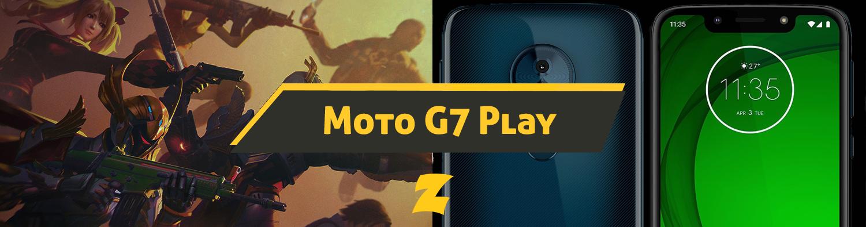 Moto G7 Play na Black Friday