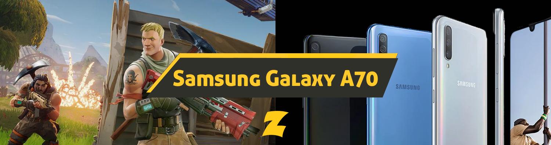 Samsung Galaxy A70 na Black Friday