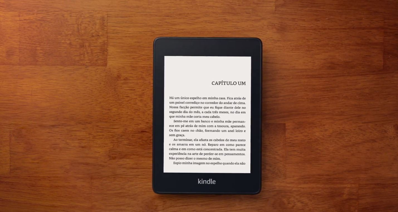 Amazon | Kindle completa 12 anos e a empresa separou 7 revoluções da leitura digital