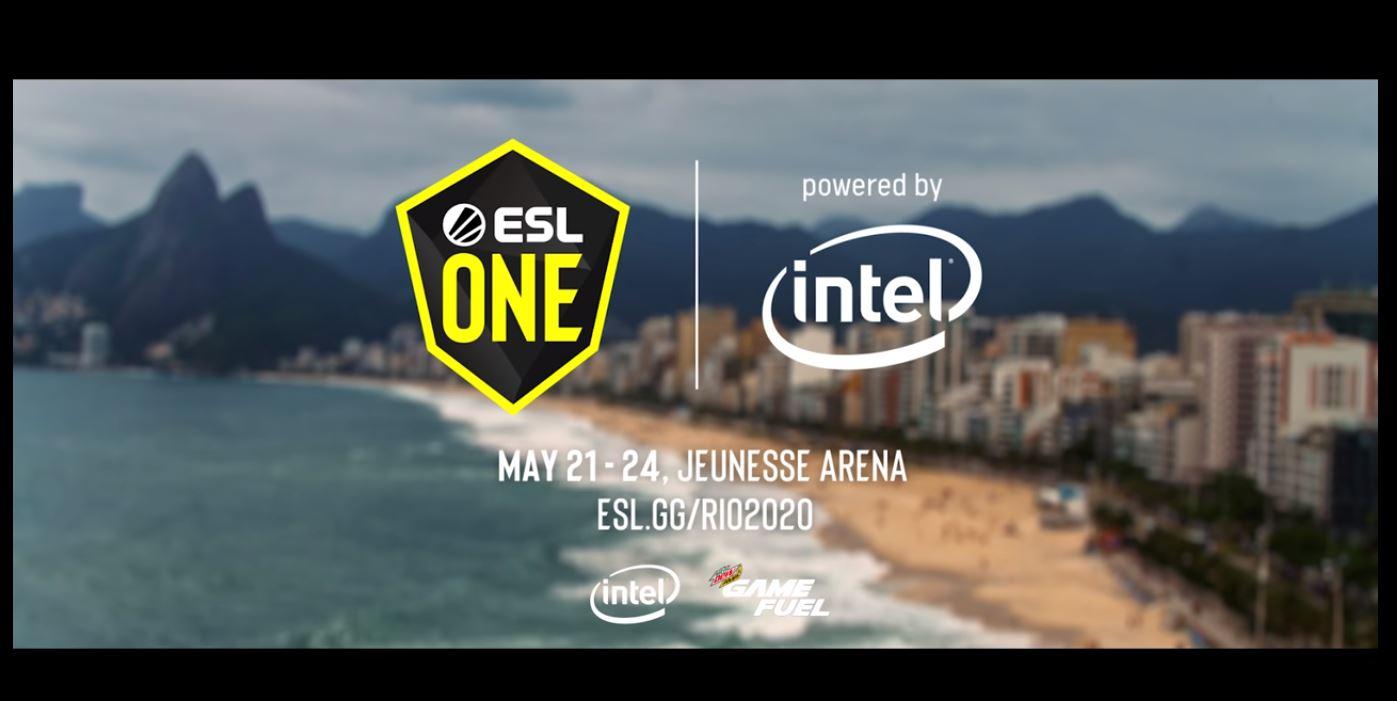 ESL Pro Tour | Rio de Janeiro será palco do CS:GO Major