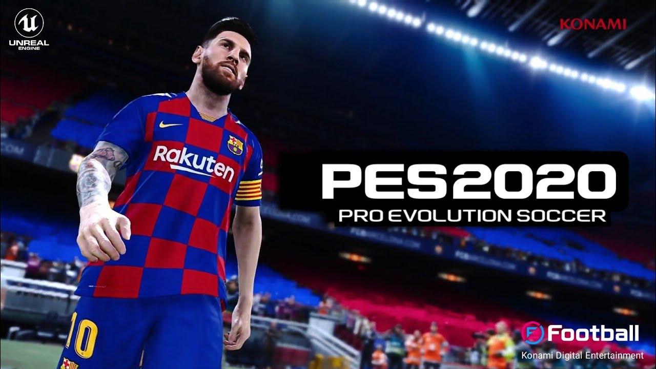 Konami | PES 2020 LITE já está disponível e mais!