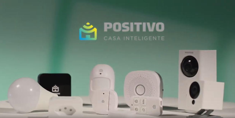 Positivo | security by design está presente nos produtos Positivo Casa Inteligente