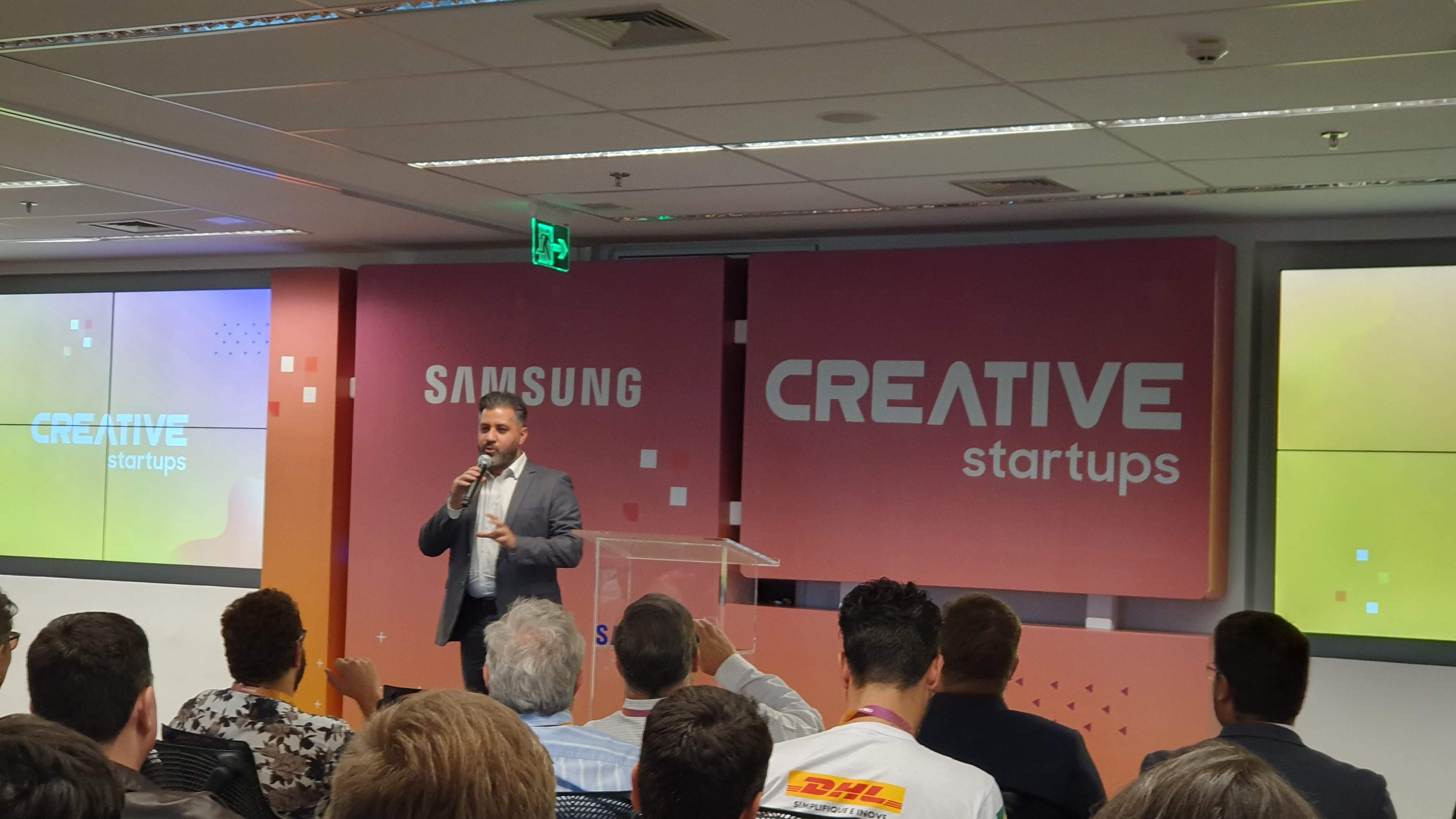 Samsung | Creative Startups gradua 12 empresas selecionadas na quarta rodada