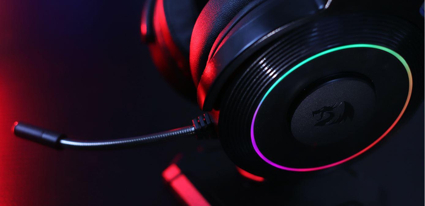 Redragon | Empresa anuncia oficialmente o headset Lamia RGB no Brasil
