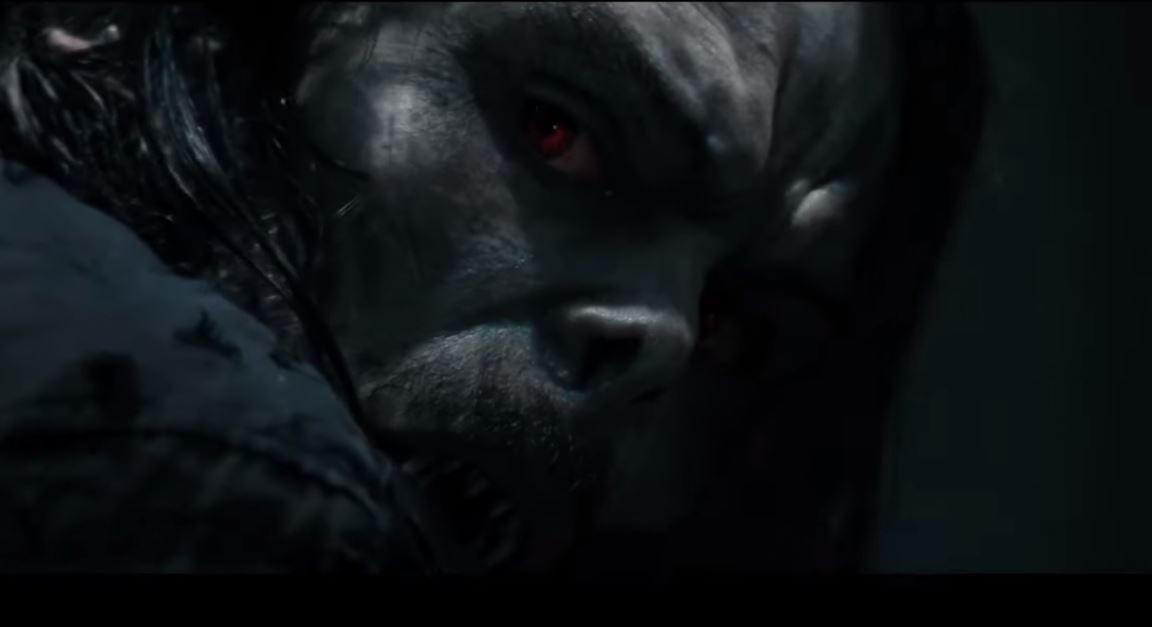 Sony Pictures | Morbius com Jared Leto recebe seu primeiro trailer
