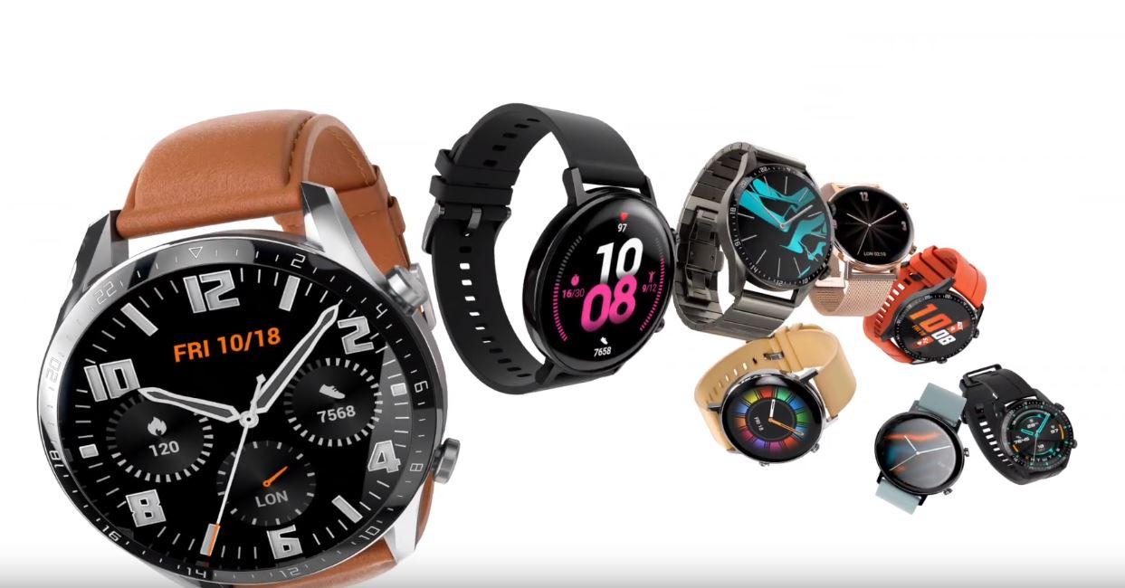 Huawei | Empresa lança oficialmente novos wearables e acessórios no Brasil
