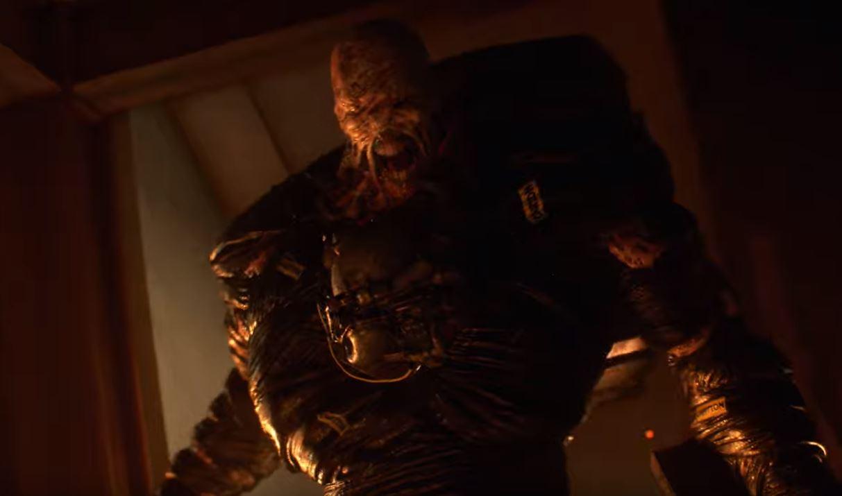 Capcom | Resident Evil 3 recebe trailer dedicado ao vilão Nemesis