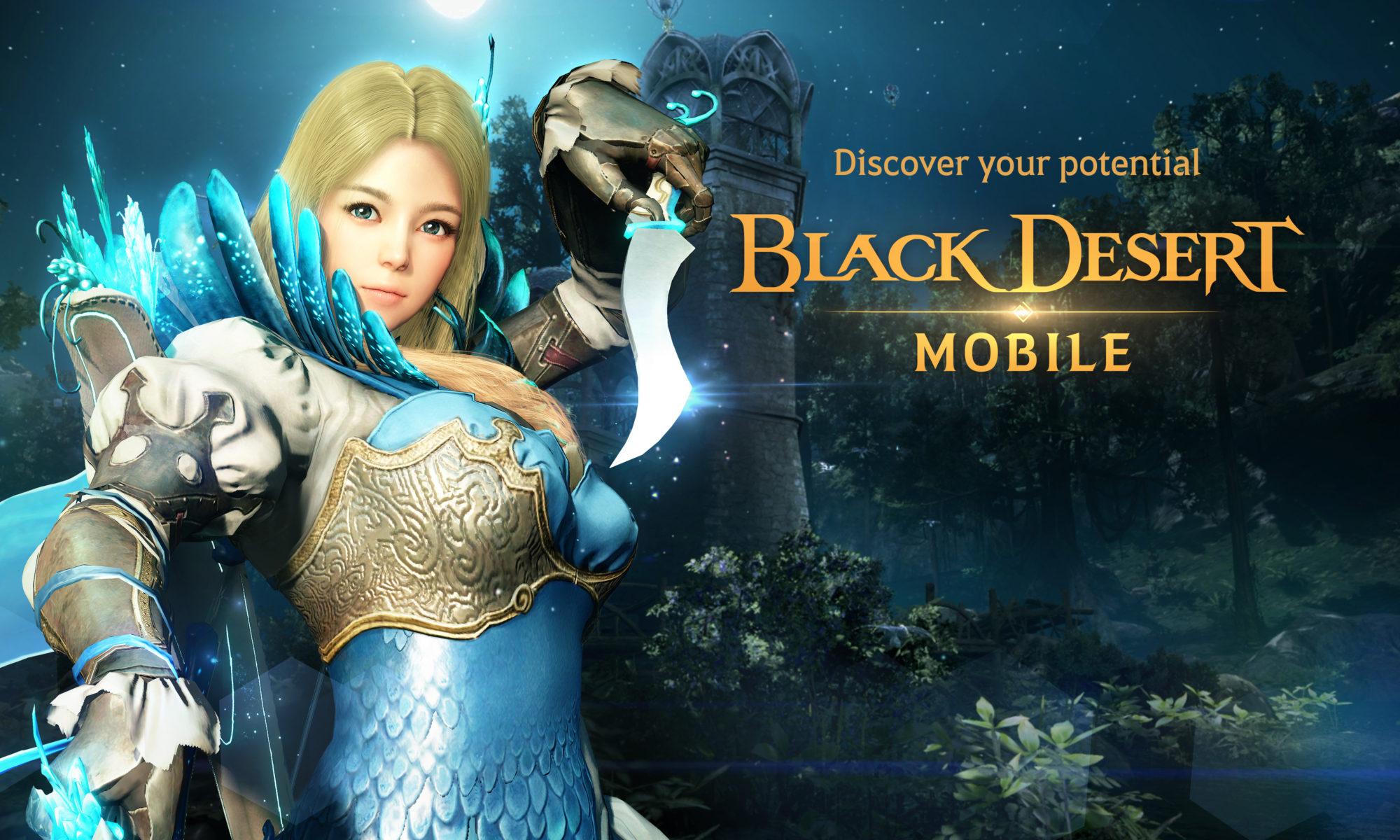 Pearl Abyss | Um Novo Ameaçador Chefão chega ao Black Desert Mobile