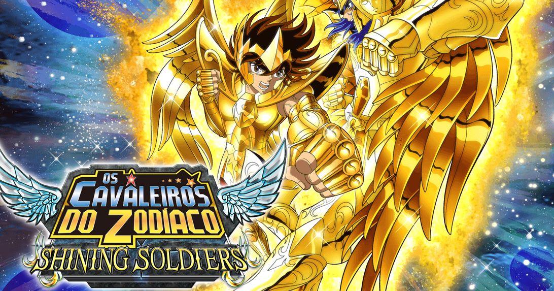 Bandai Namco |  Os Cavaleiros do Zodíaco Shining Soldiers é lançado oficialmente