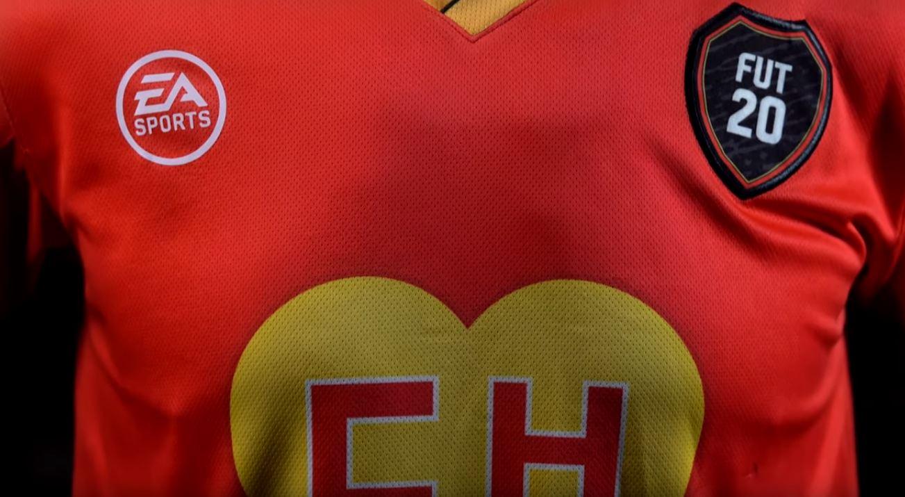 EA   Empresa celebra aniversário de 50 anos de Chapolin Colorado no FIFA 20