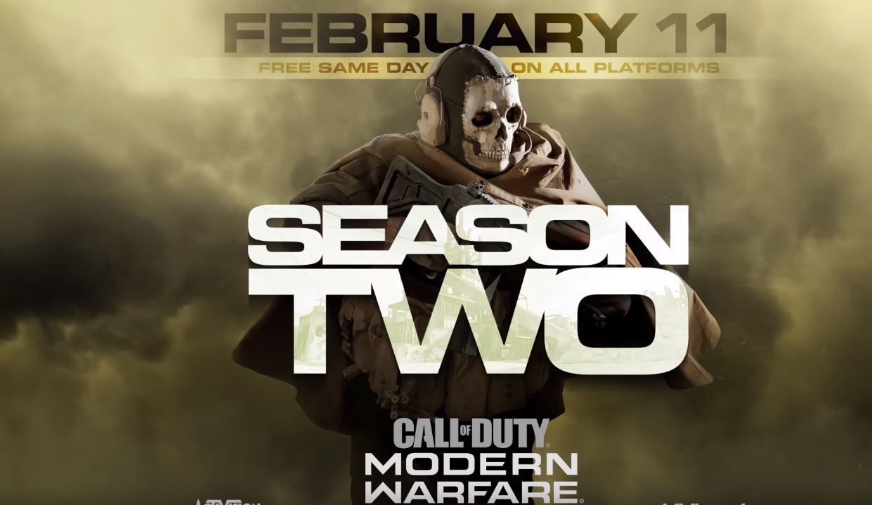 Actvision | Call of Duty: Modern Warfare recebe sua segunda temporada