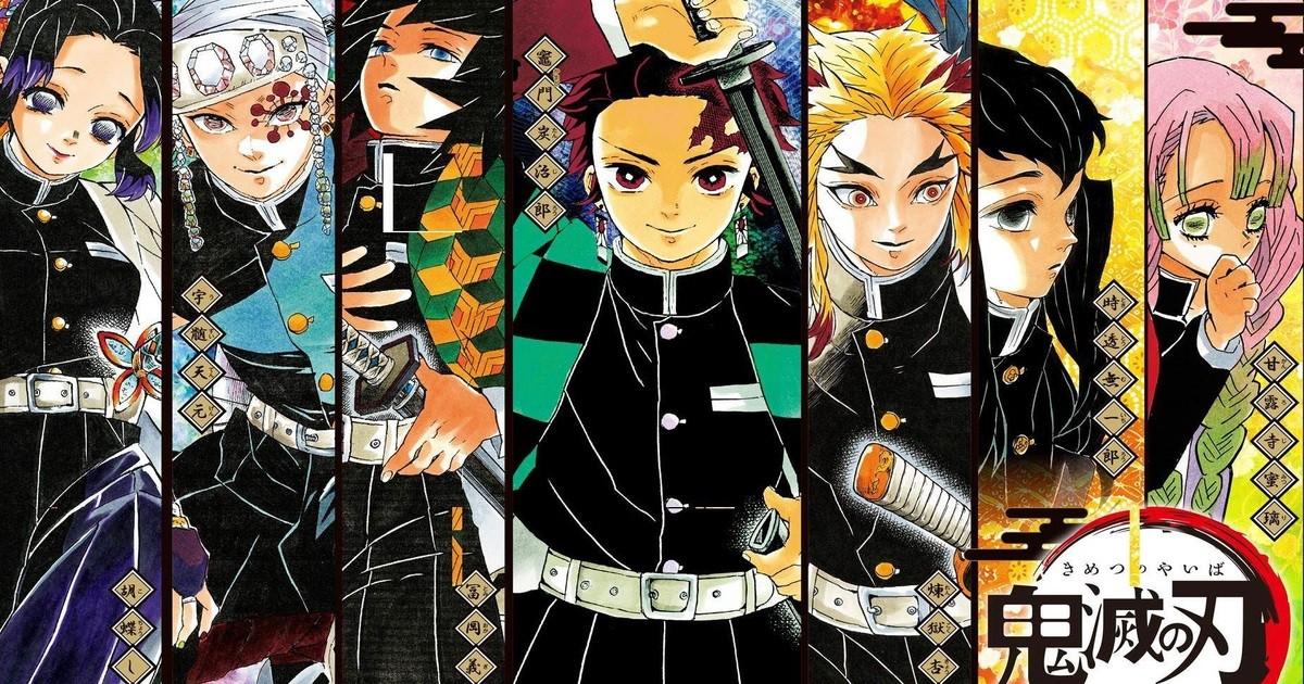 Panini | Editora lança oficialmente Demon Slayer — Kimetsu no Yaiba