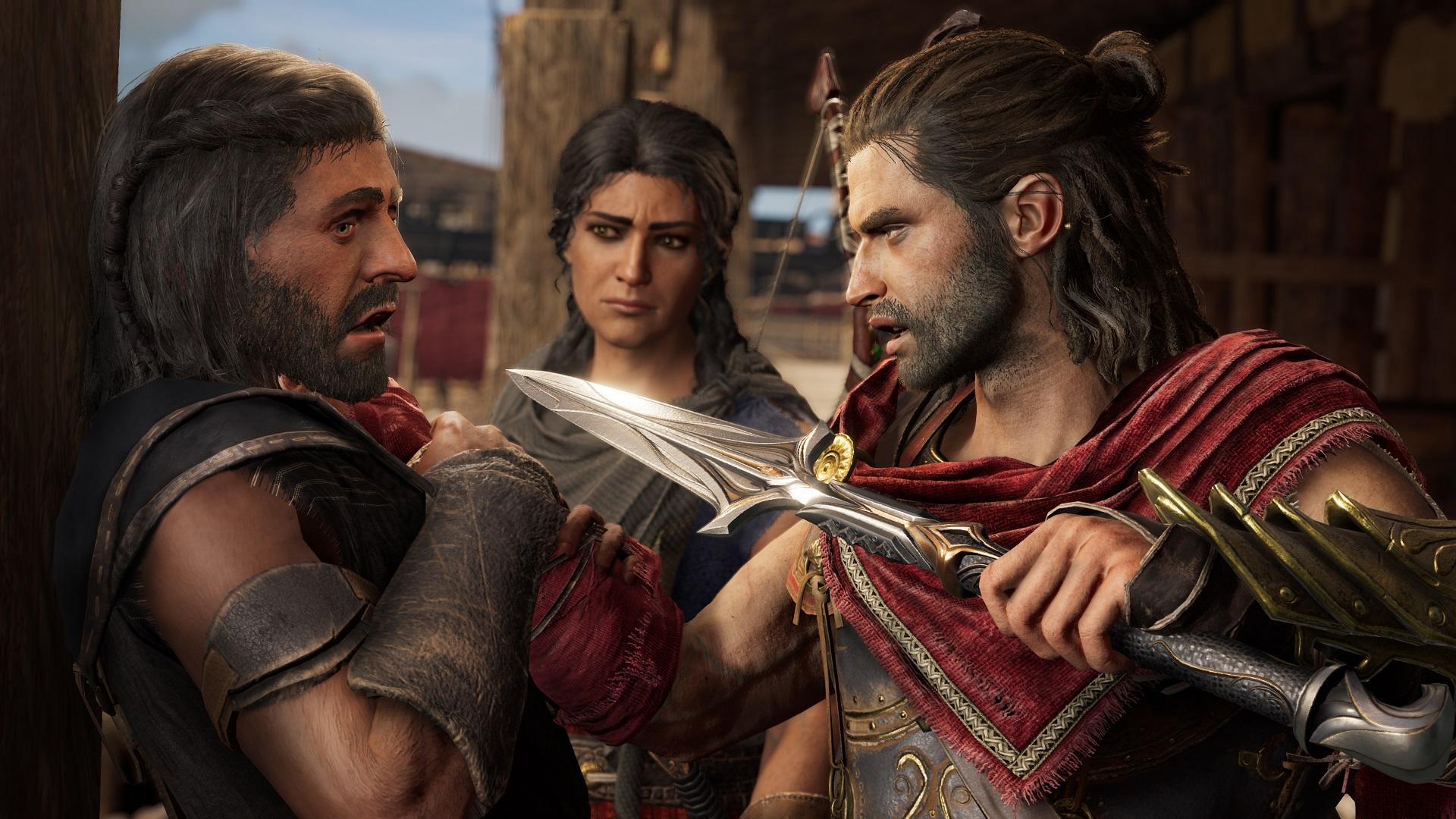 Ubisoft | Assassin's Creed Odyssey pode ser jogado gratuitamente neste final de semana