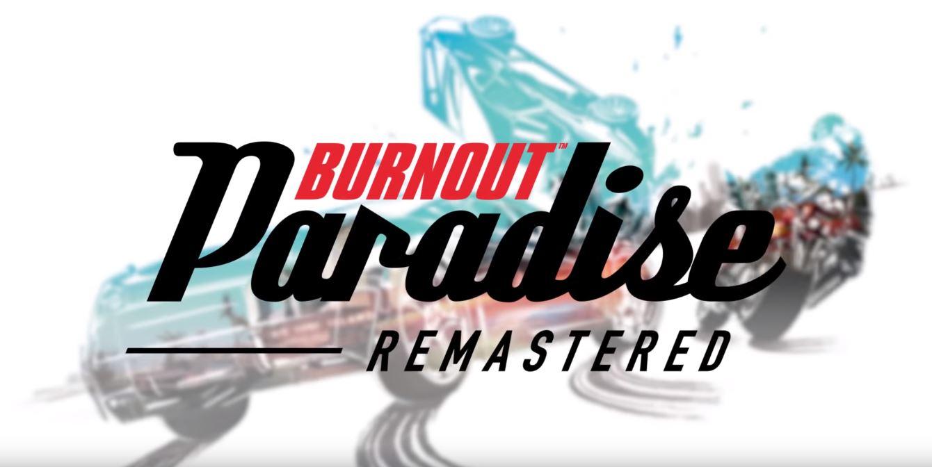 EA | Burnout Paradise Remastered será lançado ainda este ano para Nintendo Switch
