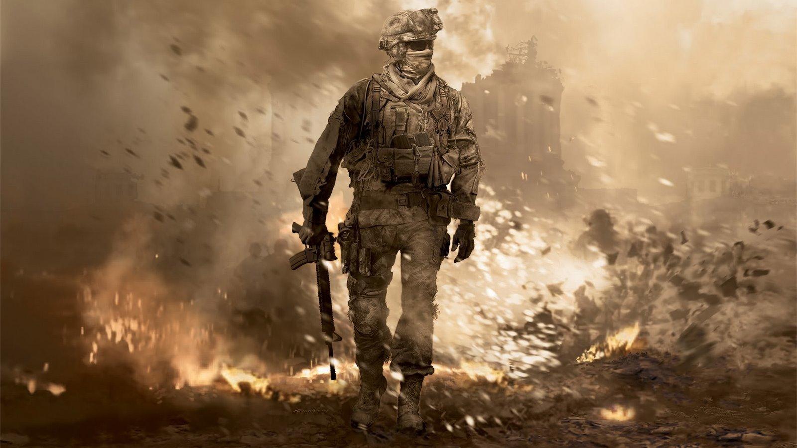 Activision   Call of Duty: Modern Warfare 2 remastered será lançado ainda em março