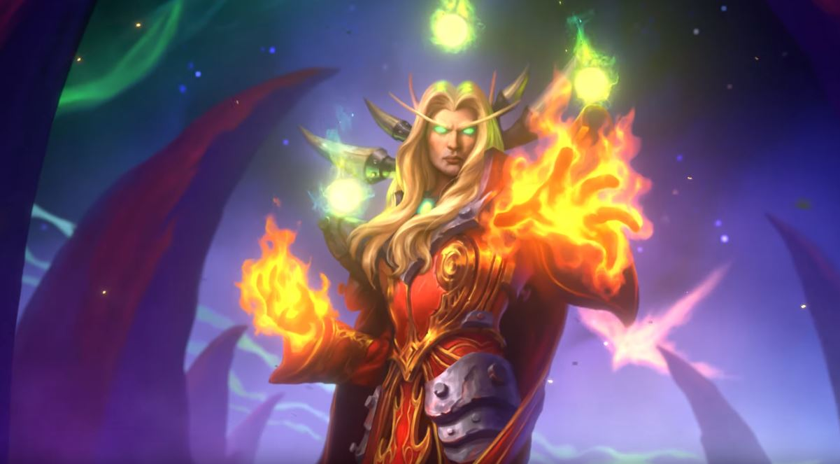 Blizzard | Obtenha um deck competitivo à sua escolha em Hearthstone