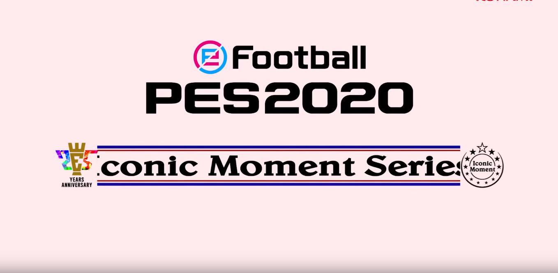 Konami    25.º aniversário da franquia recebe muitas novidades em eFootball PES 2020