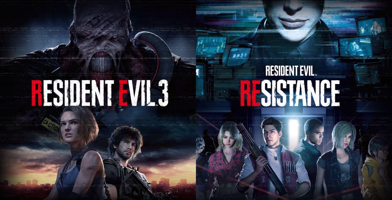 Capcom | Demo de Resident Evil 3 será lançada em Março