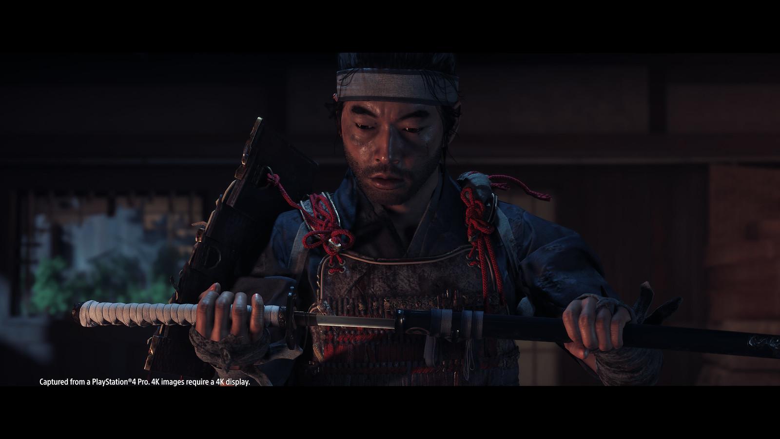 Playstation   Ghost of Tsushima chega em junho para o Playstation 4