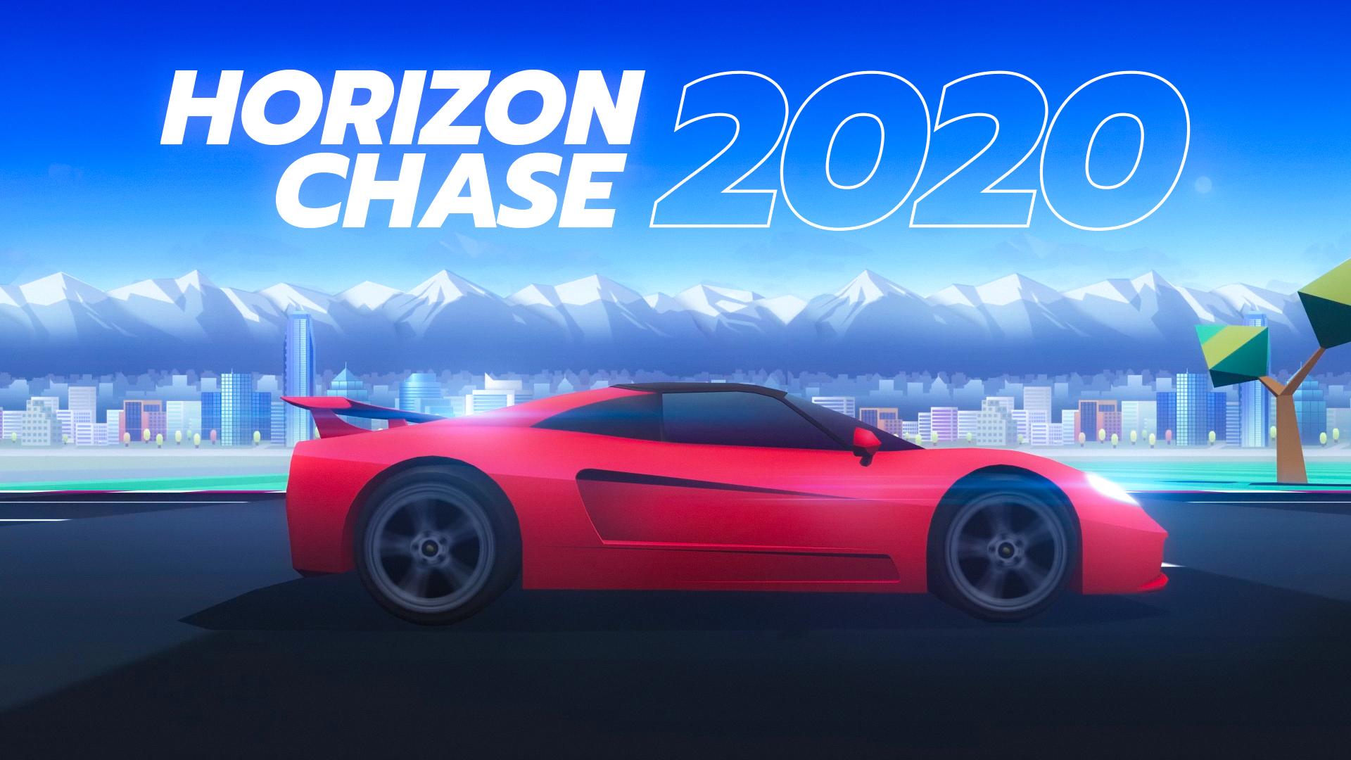 Aquiris | Nova atualização 2020 é anunciada oficialmente em Horizon Chase
