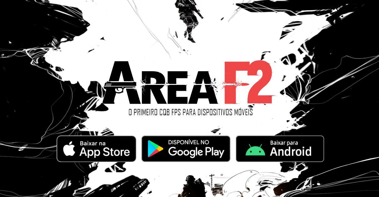 Primeiro jogo CQB FPS mobile Area F2 será lançado dia 30 de abril