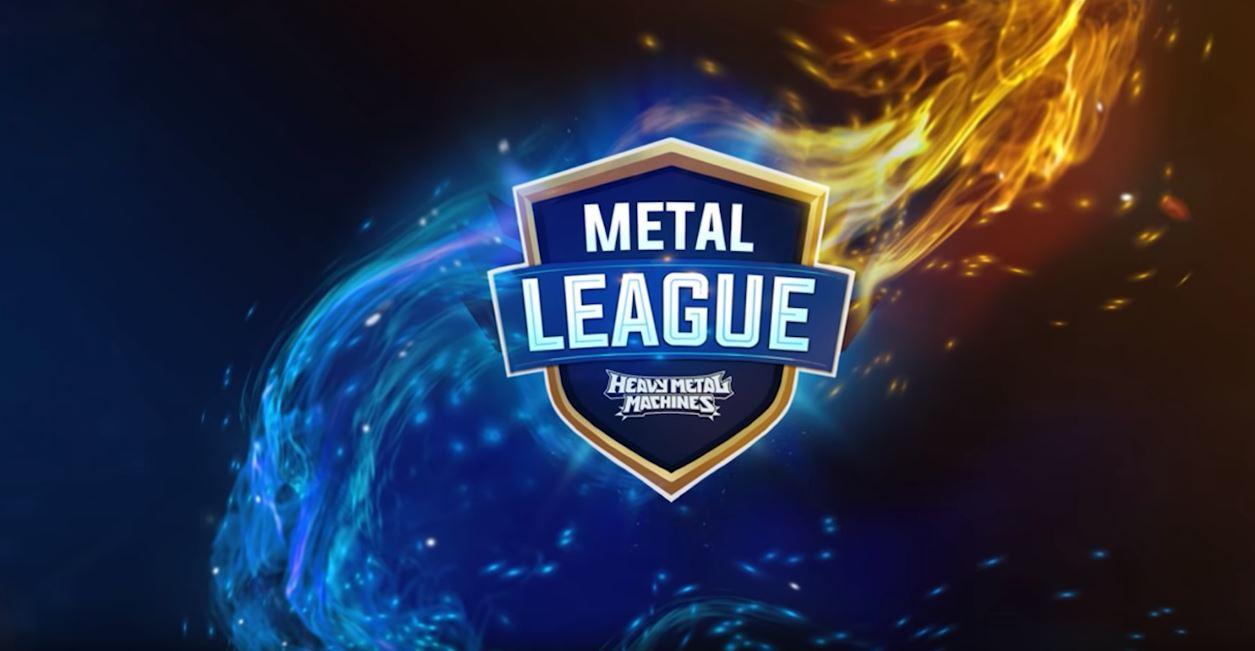 Heavy Metal Machines | Metal League 8 chega oficialmente neste sábado