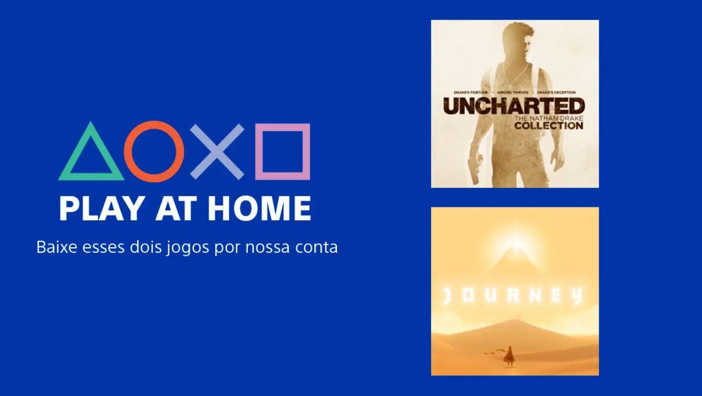 Sony   Playstation disponibiliza dois jogos gratuitamente para época de quarentena