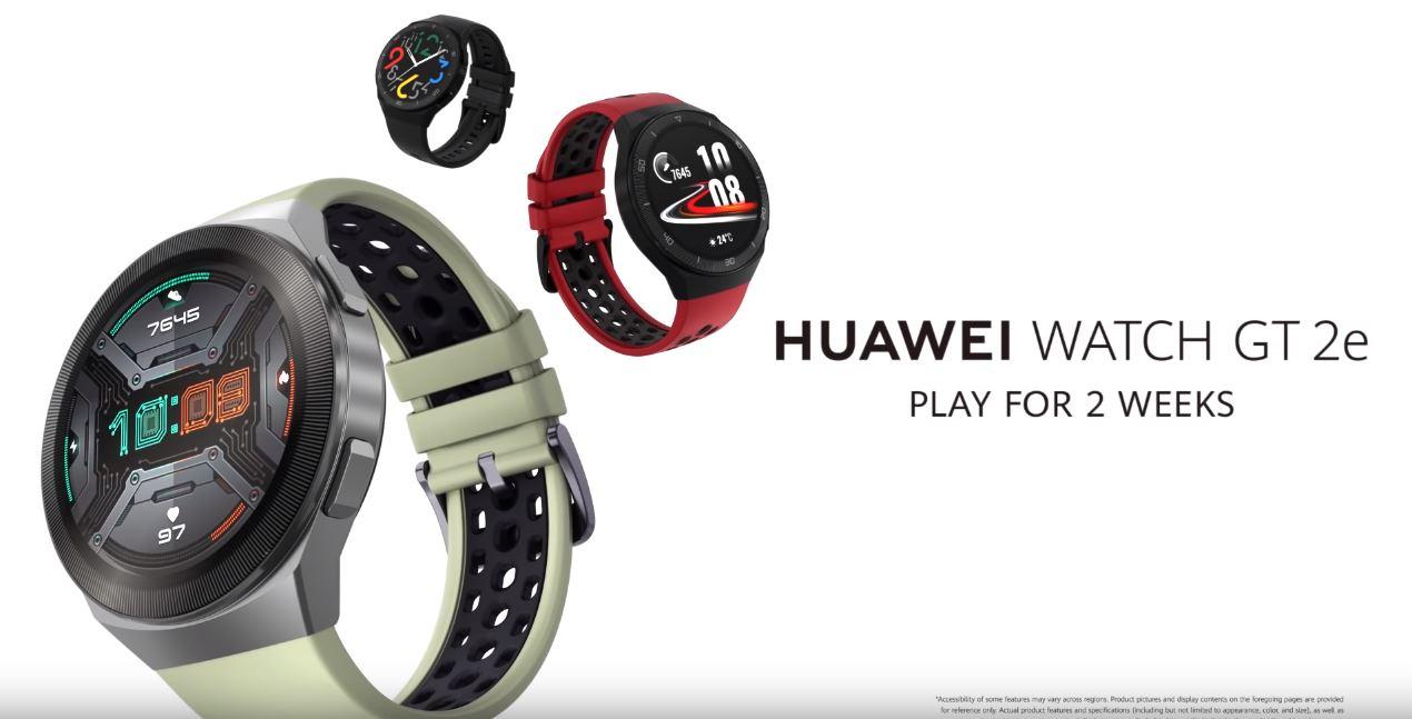 Huawei | Empresa lança GT2e e Freebuds 3i oficialmente no Brasil