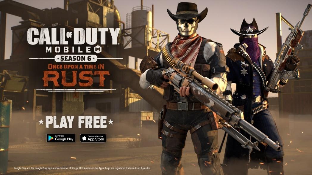Activision | Temporada 6 chega com novidades em Call of Duty Mobile