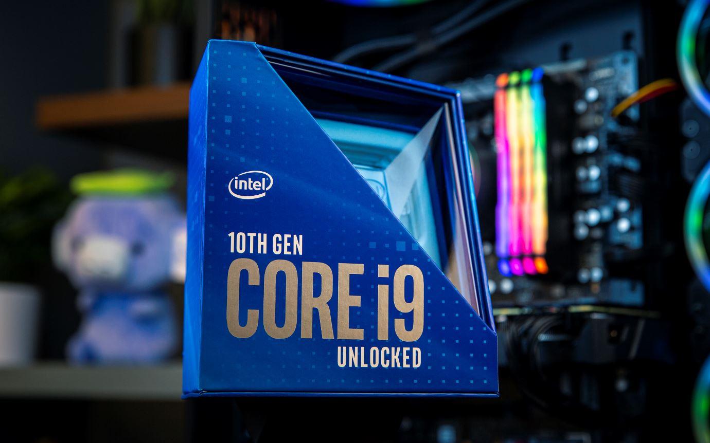 Intel | Novos processadores da 10ª geração são anunciados