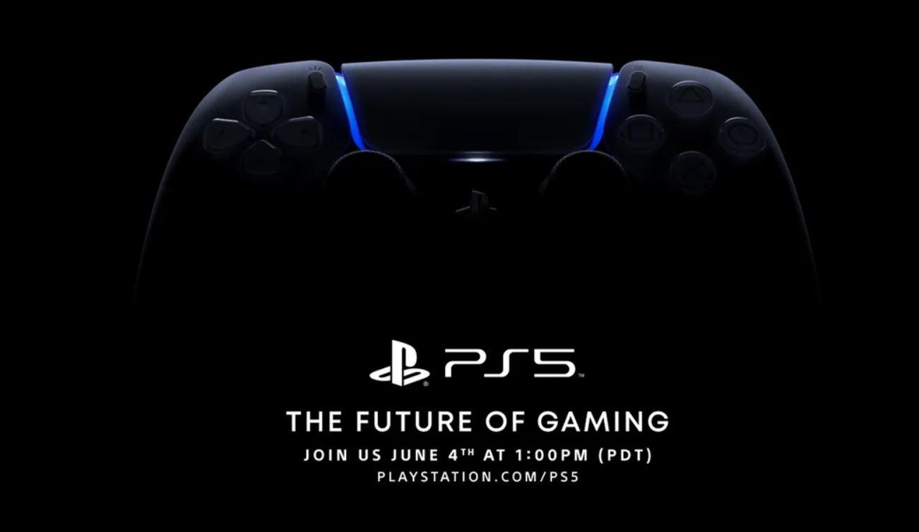 Playstation   Evento marcado para o dia 04 de junho trará novidades sobre o Playstation 5