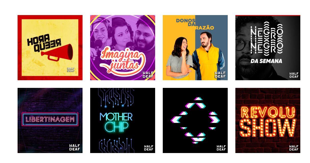 Podcasts é uma opção de entretenimento durante a quarentena