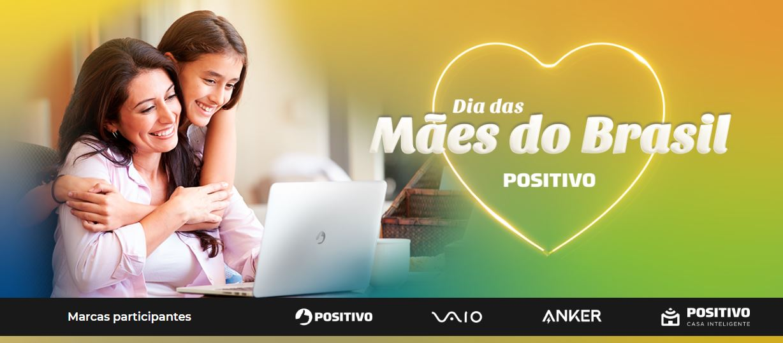Positivo | Campanha vai doar computadores a mães de comunidades carentes