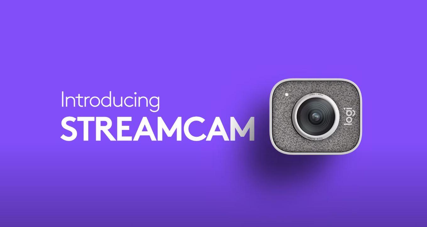 Logitech | Nova StreamCam Plus já está disponível no Brasil!