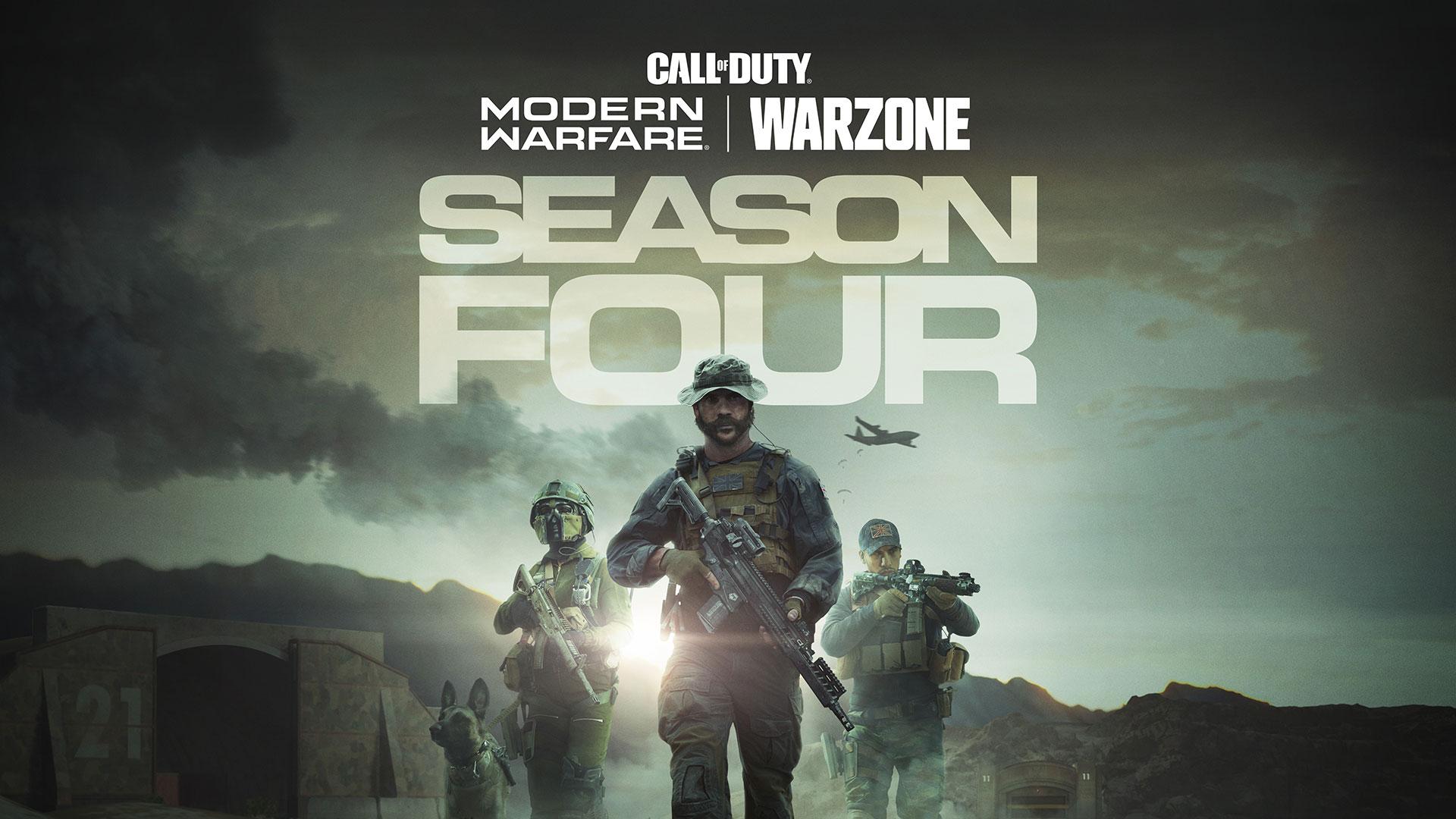 Activision | Call of Duty: Modern Warfare recebe a Temporada 4 com muitas novidades