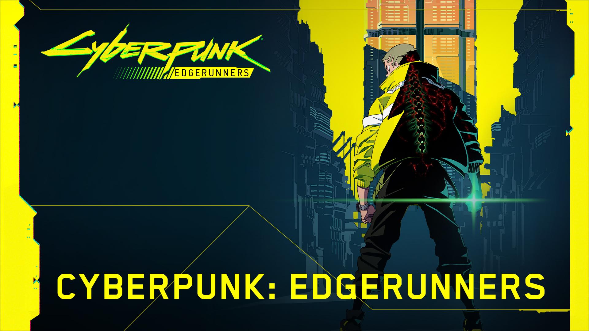 CD PROJEKT RED | Novo seriado CYBERPUNK: EDGERUNNERS é anunciado oficialmente