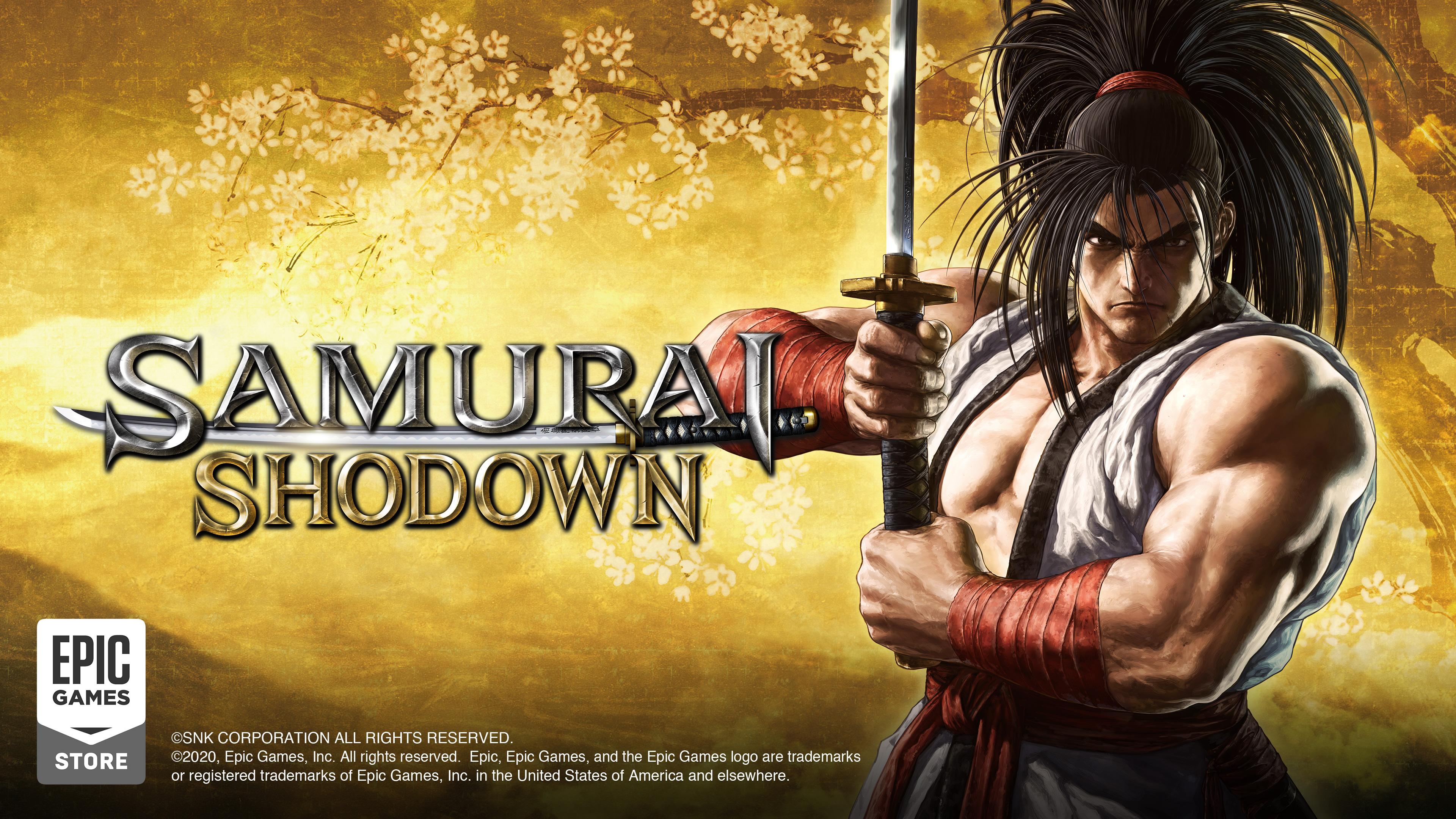 SNK   Samurai Shodown já está disponível para PC pela Epic Game Store