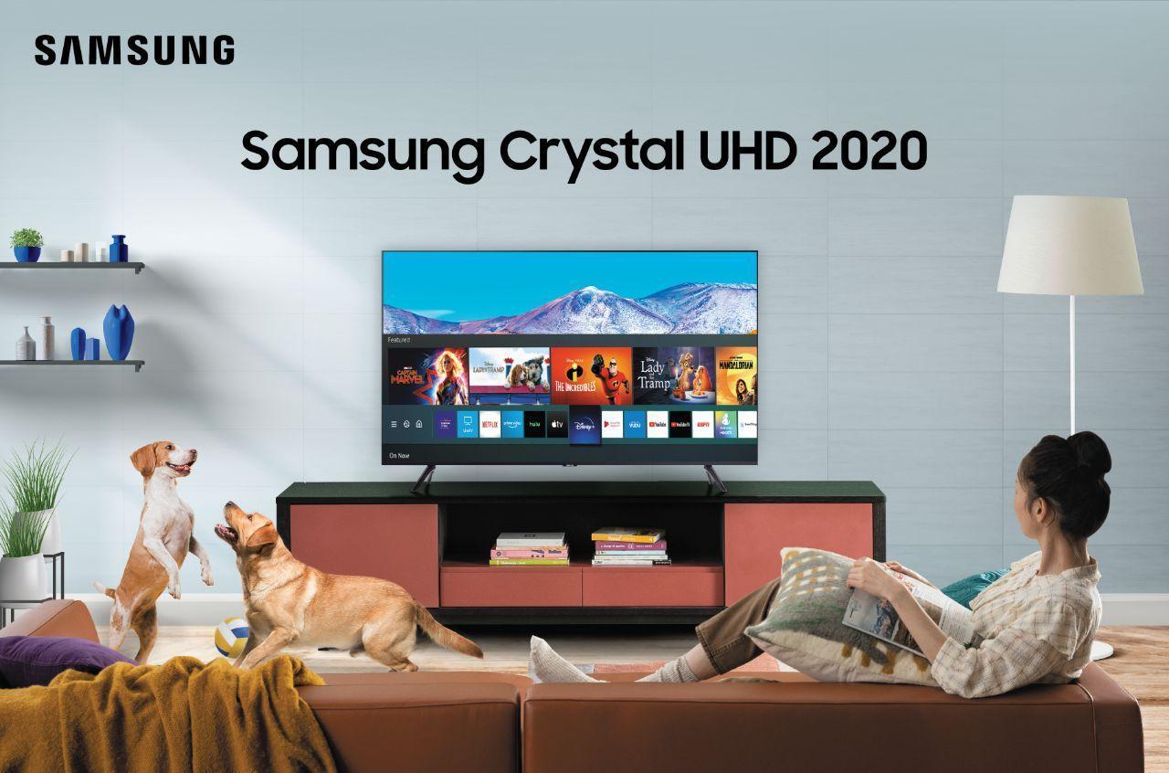 Análise | Crystal UHD TU8000 2020 possui precisão de cores e é perfeita para jogos