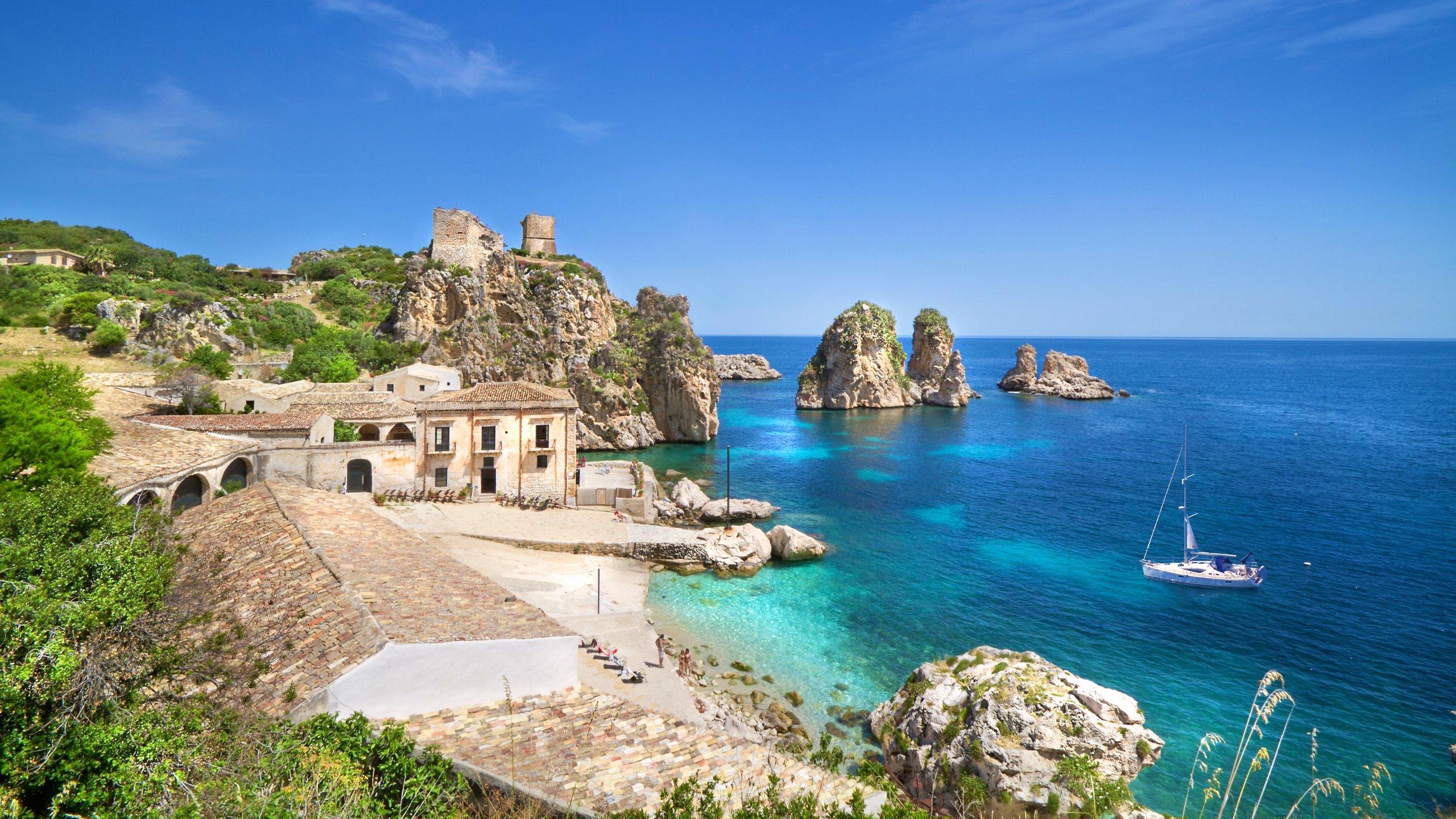 As 15 melhores praias da Itália para famílias