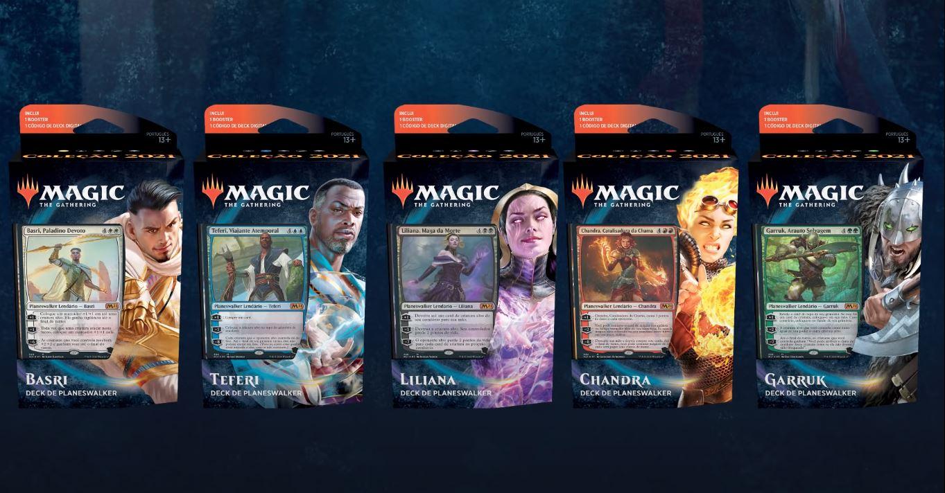 Magic The Gathering | Cores dos cards dizem muito da personalidade dos jogadores
