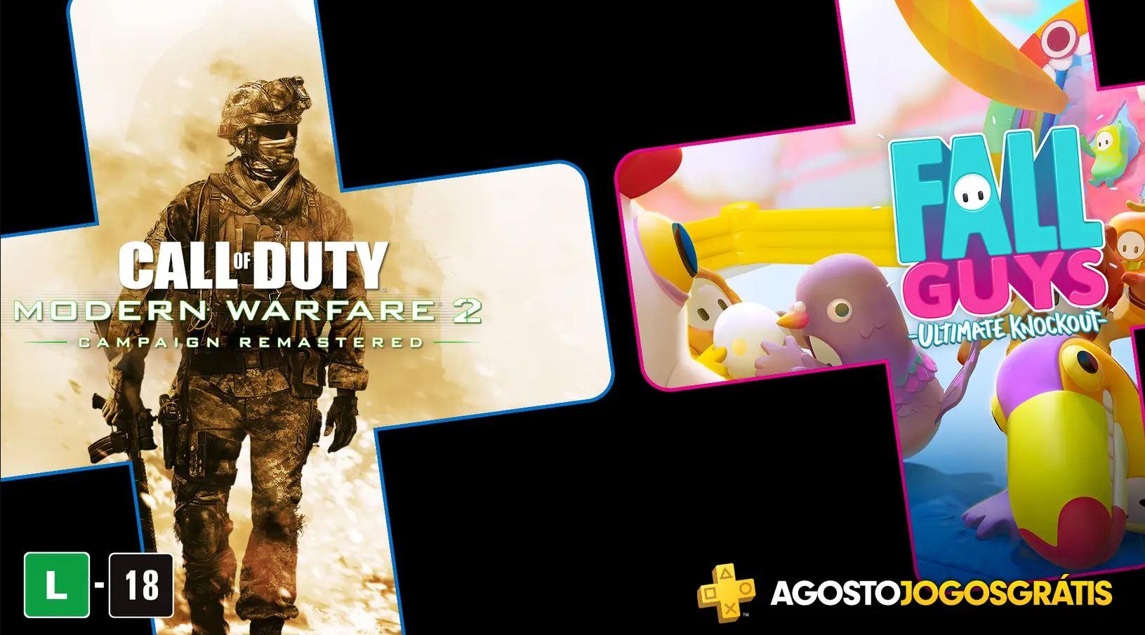 Playstation   Anunciados os jogos para assinantes da PS Plus de Agosto