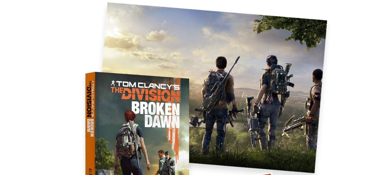 Ubisoft | Livro da série The Division é anunciado oficialmente no Brasil