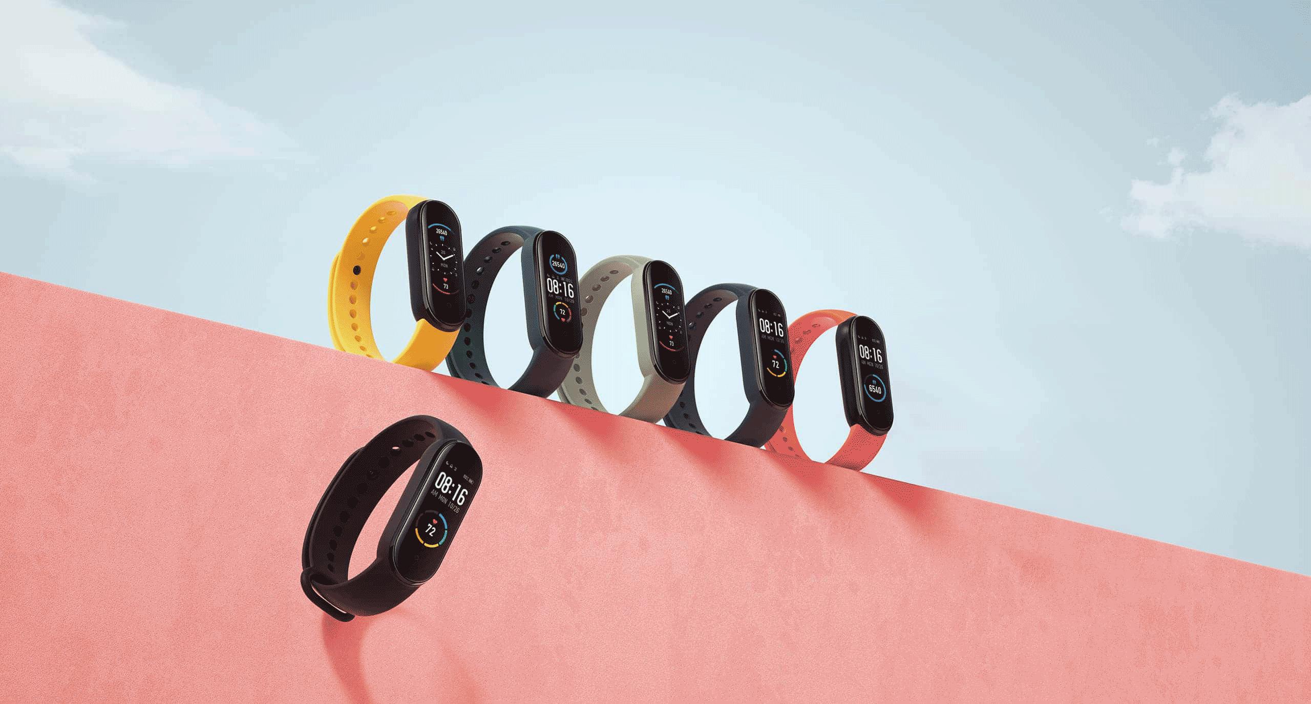 Xiaomi | Mi Smart Band 5 chega oficialmente ao Brasil