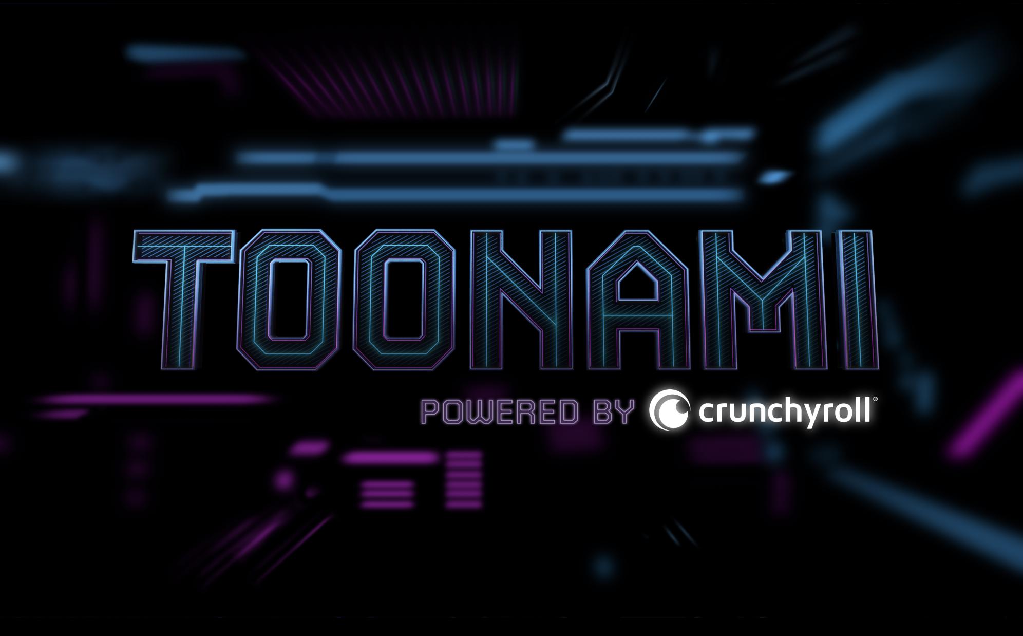 Toonami está de volta ao Cartoon Network em parceria com Crunchyroll