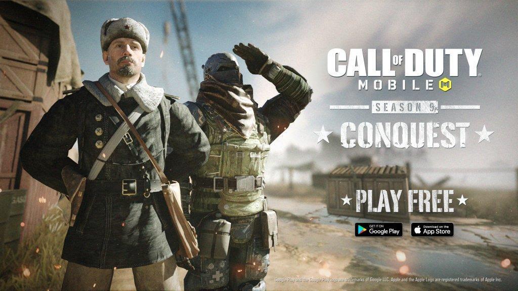 Activision | Temporada 9 é anunciada no Call of Duty Mobile