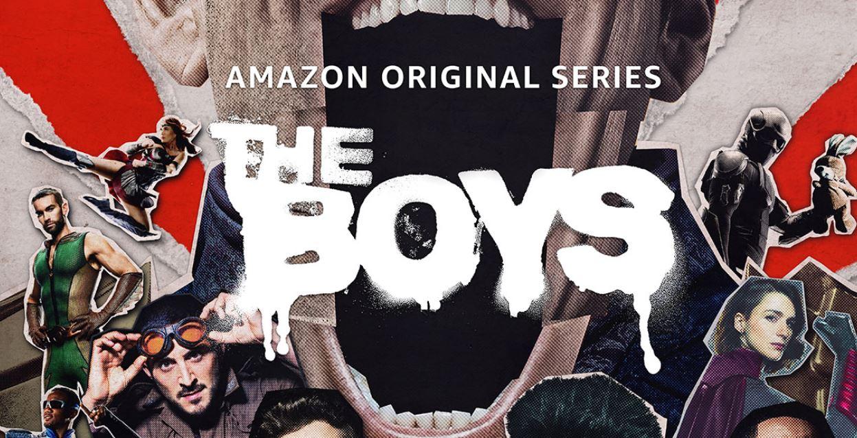 Prime Video | The Boys recebe novo vídeo da segunda temporada